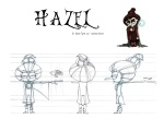 2. Hazel_Orthographic_drawing