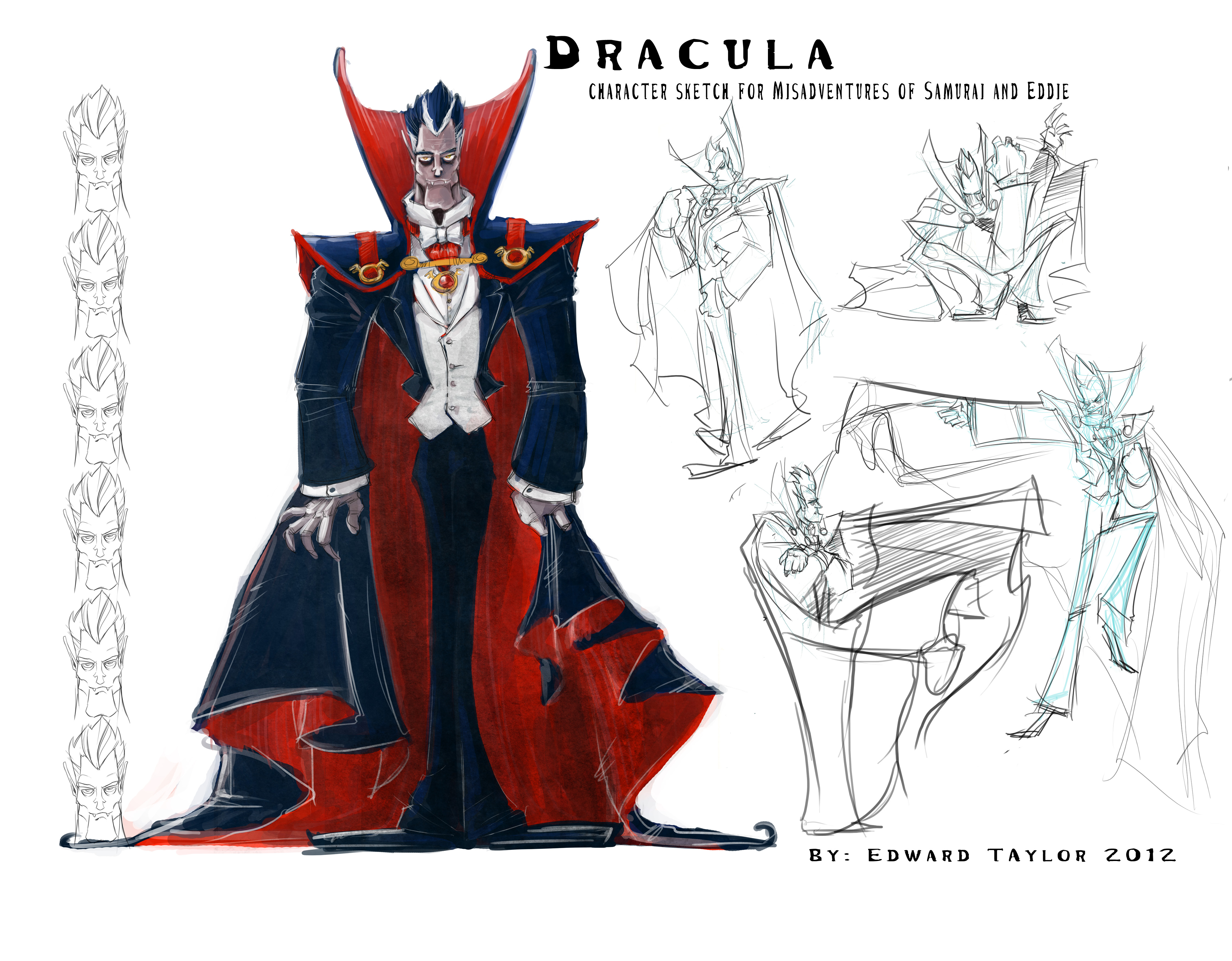 degenerate characteristics of dracula The role model for dracula is usually said to have been stoker's sometime employer, sir henry irving, and it is certainly the case that stoker derived certain of the count's physical characteristics and mannerisms from irving.