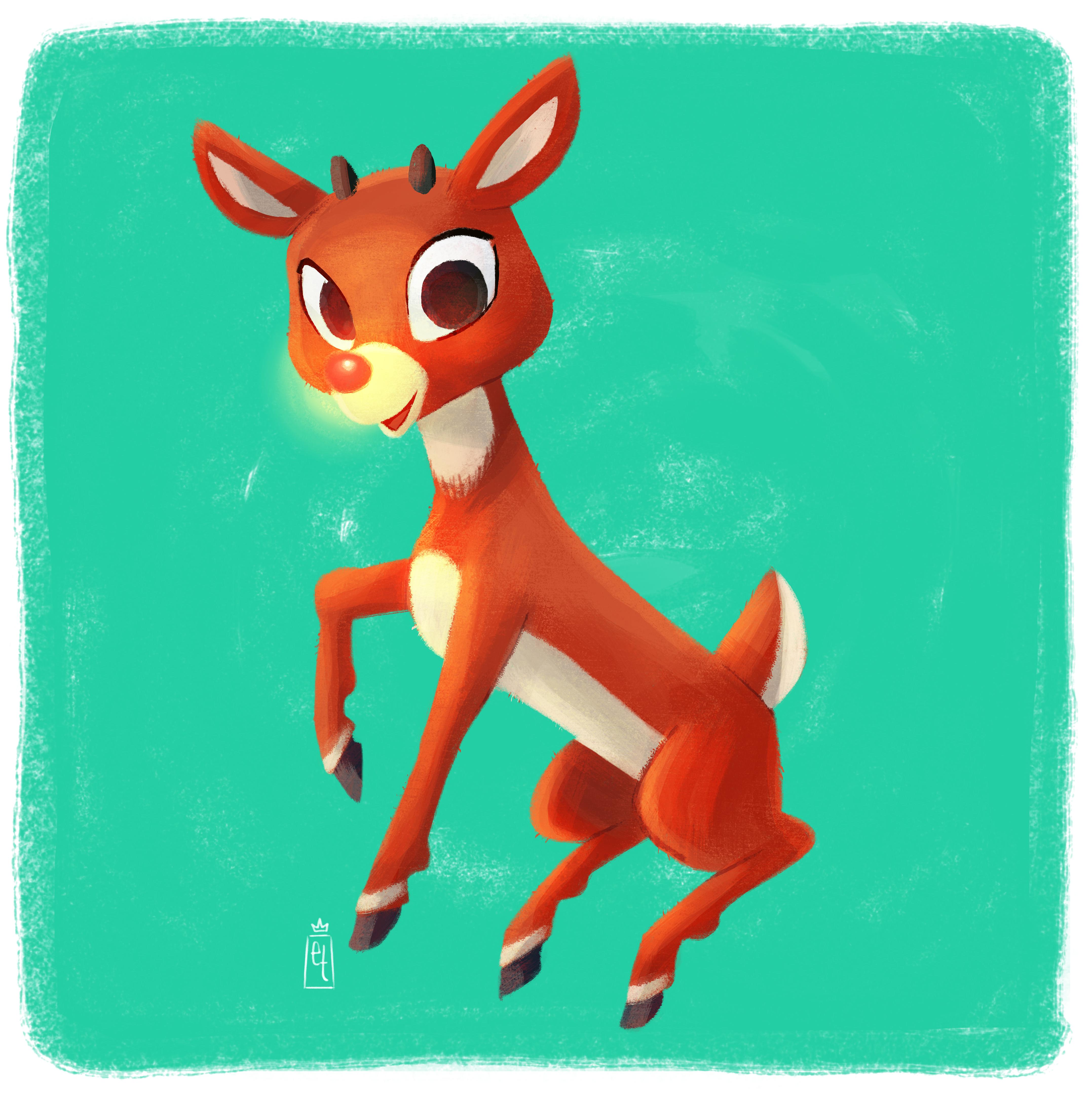 Rudolph_fanart